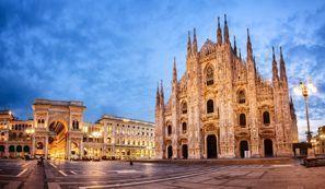 Ubytování Miláno, Itálie