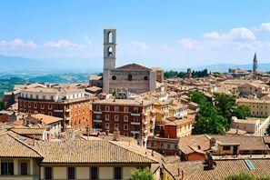 Ubytování Perugia, Itálie