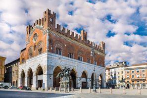 Ubytování Piacenza, Itálie