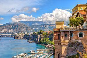 Ubytování Sorrento, Itálie