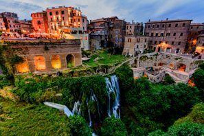 Ubytování Tivoli, Itálie