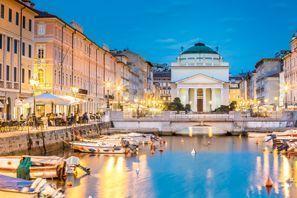 Ubytování Trieste, Itálie