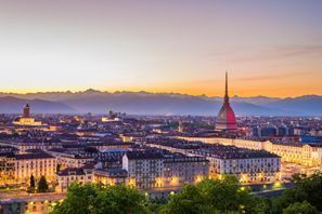Ubytování Turín, Itálie