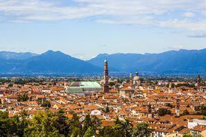 Ubytování Vicenza, Itálie