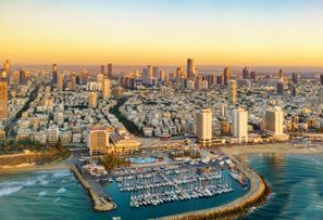 Ubytování Tel Aviv, Izrael