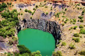 Ubytování Kimberley, Jižní Afrika