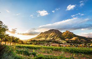 Ubytování Stellenbosch, Jižní Afrika