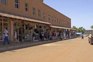 Ubytování Venda, Jižní Afrika