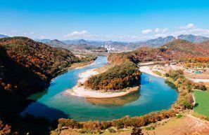 Ubytování Gangwon-Do, Jižní Korea