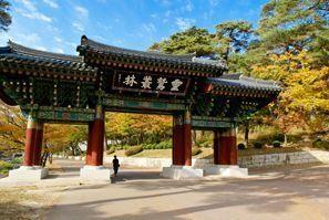 Ubytování Gyeongsang-do, Jižní Korea