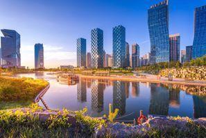 Ubytování Incheon, Jižní Korea