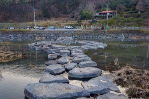 Ubytování Jeol-la, Jižní Korea