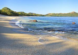 Ubytování Playa Conchal, Kostarika