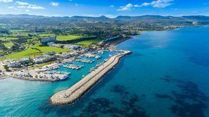 Ubytování Latchi, Kypr