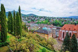 Ubytování Baden-Baden, Německo