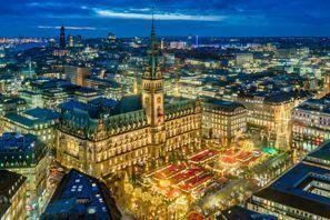 Ubytování Hamburg, Německo