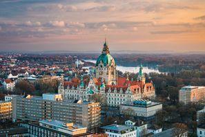 Ubytování Hannover, Německo