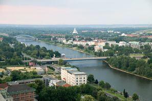 Ubytování Magdeburg, Německo