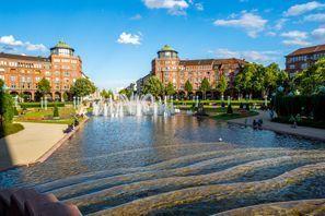 Ubytování Mannheim, Německo