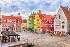 Ubytování Memmingen, Německo