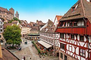 Ubytování Nuremberg, Německo