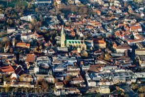 Ubytování Paderborn, Německo
