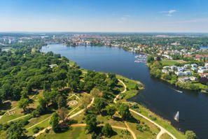 Ubytování Potsdam, Německo