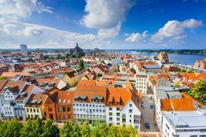 Ubytování Rostock, Německo