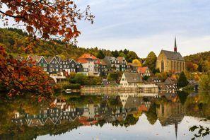 Ubytování Wuppertal, Německo
