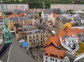 Ubytování Zwickau, Německo