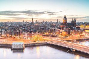 Ubytování Amsterdam, Nizozemsko
