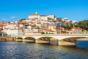 Ubytování Coimbra, Portugalsko