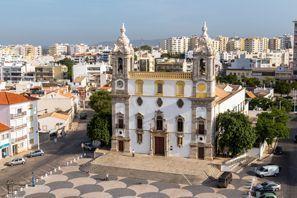 Ubytování Faro, Portugalsko