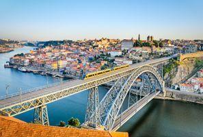Ubytování Porto, Portugalsko