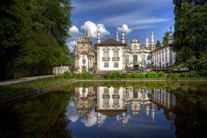 Ubytování Vila Real, Portugalsko