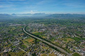Ubytování Dornbirn, Rakousko