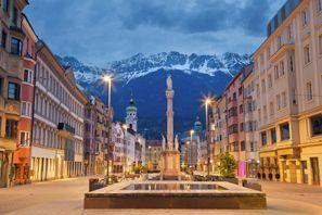 Ubytování Innsbruck, Rakousko