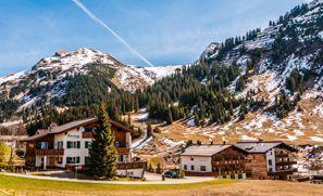 Ubytování Lech Am Arlberg, Rakousko