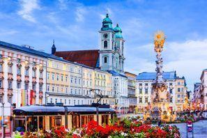 Ubytování Linz, Rakousko