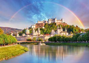 Ubytování Salzburg, Rakousko