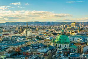 Ubytování Vídeň, Rakousko