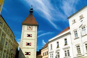 Ubytování Wels, Rakousko