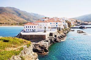 Ubytování Andros, Řecko