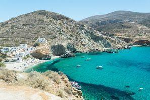 Ubytování Folegandros, Řecko