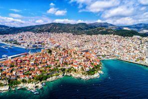 Ubytování Kavala, Řecko