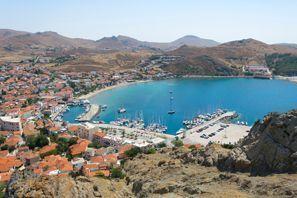 Ubytování Limnos, Řecko