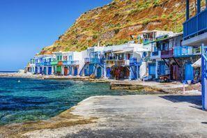 Ubytování Milos, Řecko