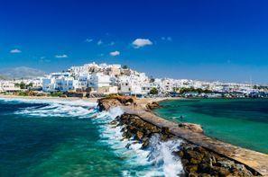 Ubytování Naxos, Řecko