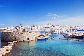 Ubytování Paros, Řecko