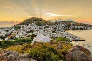 Ubytování Patmos, Řecko